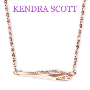 📌CLEARANCE📌 KENDRA SCOTT Tabitha necklace ROSE G